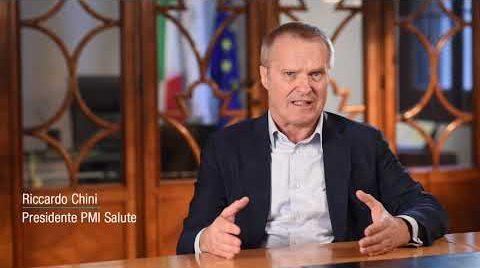 Intervista Riccardo Chini – Presidente di PMI Salute